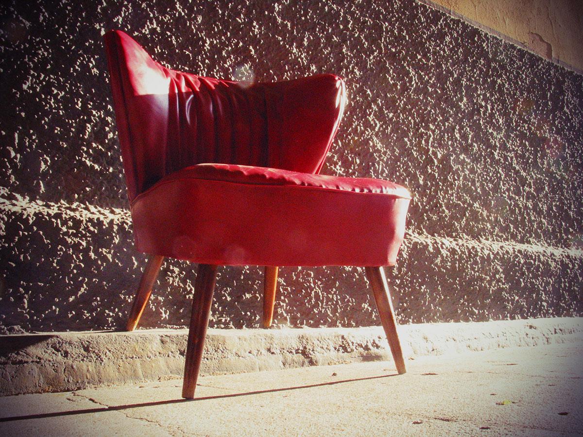 Das Sesselchen Rosemarie